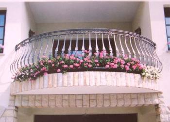 Kované Balkóny Designové Prvky Opravte Si Ruce