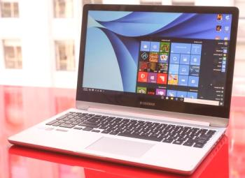 Mini recenze Samsung Notebook 7 Spin