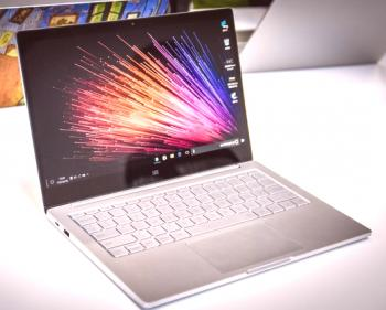 Pár slov o Xiaomi Mi Notebook Air